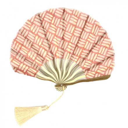 Wave mini terracotta