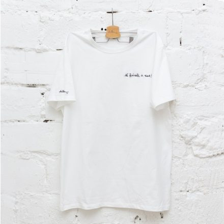 ne fűrészeld a szart póló