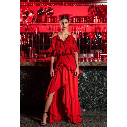 Rojo maxi dress