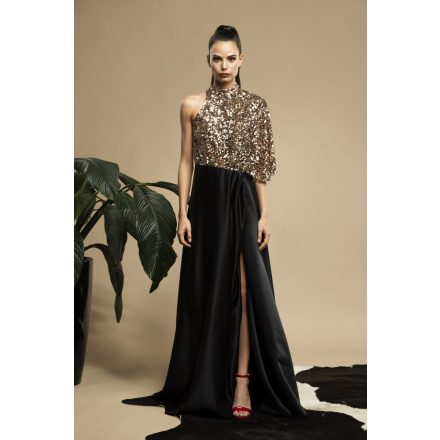 diana black dress