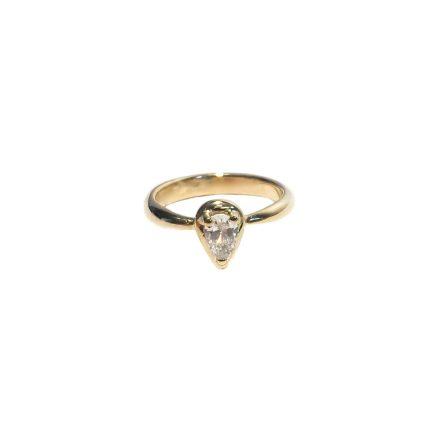 Eljegyzési gyűrű G02