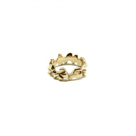 Eljegyzési gyűrű G015