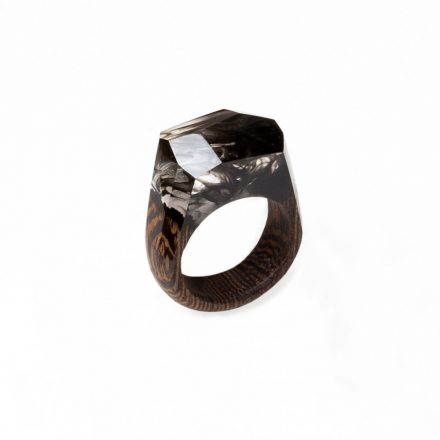 black shadow gyűrű