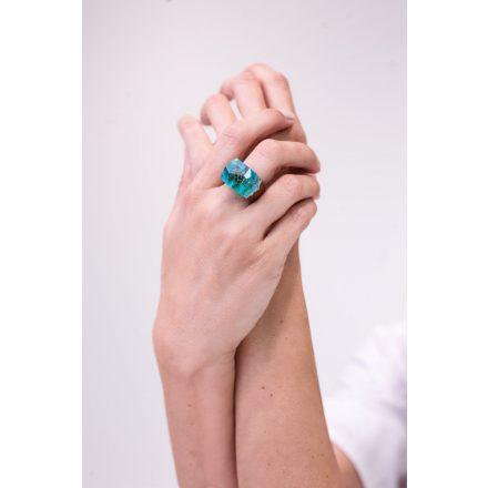 teknős gyűrű
