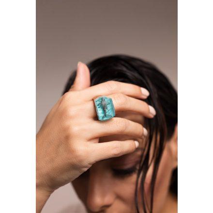delfin gyűrű