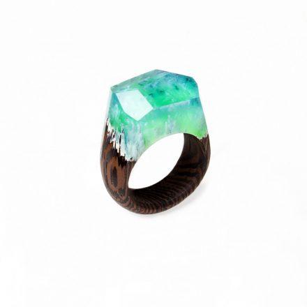 haunted forest gyűrű
