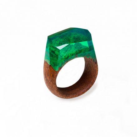 la mer verte gyűrű