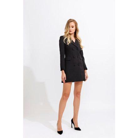 soul black blazer dress