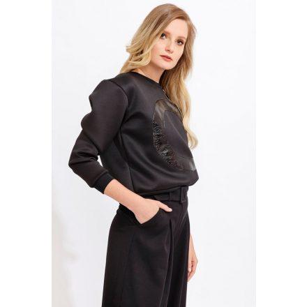soul black pullover for her