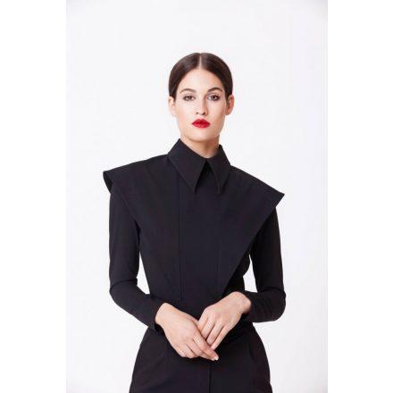 black diamond blouse