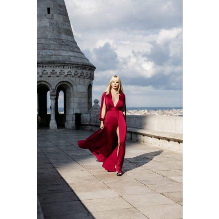 premium line cherry dress