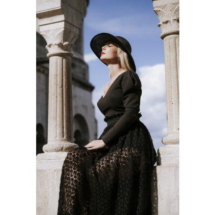 desire assymetric blouse