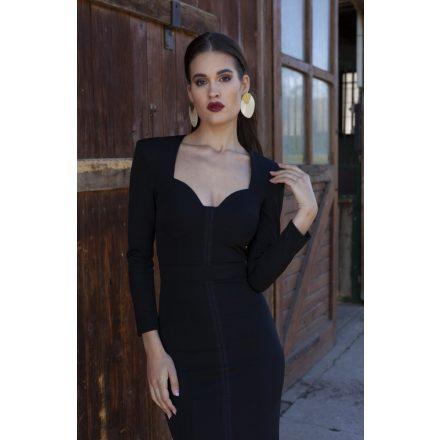 desire black dress